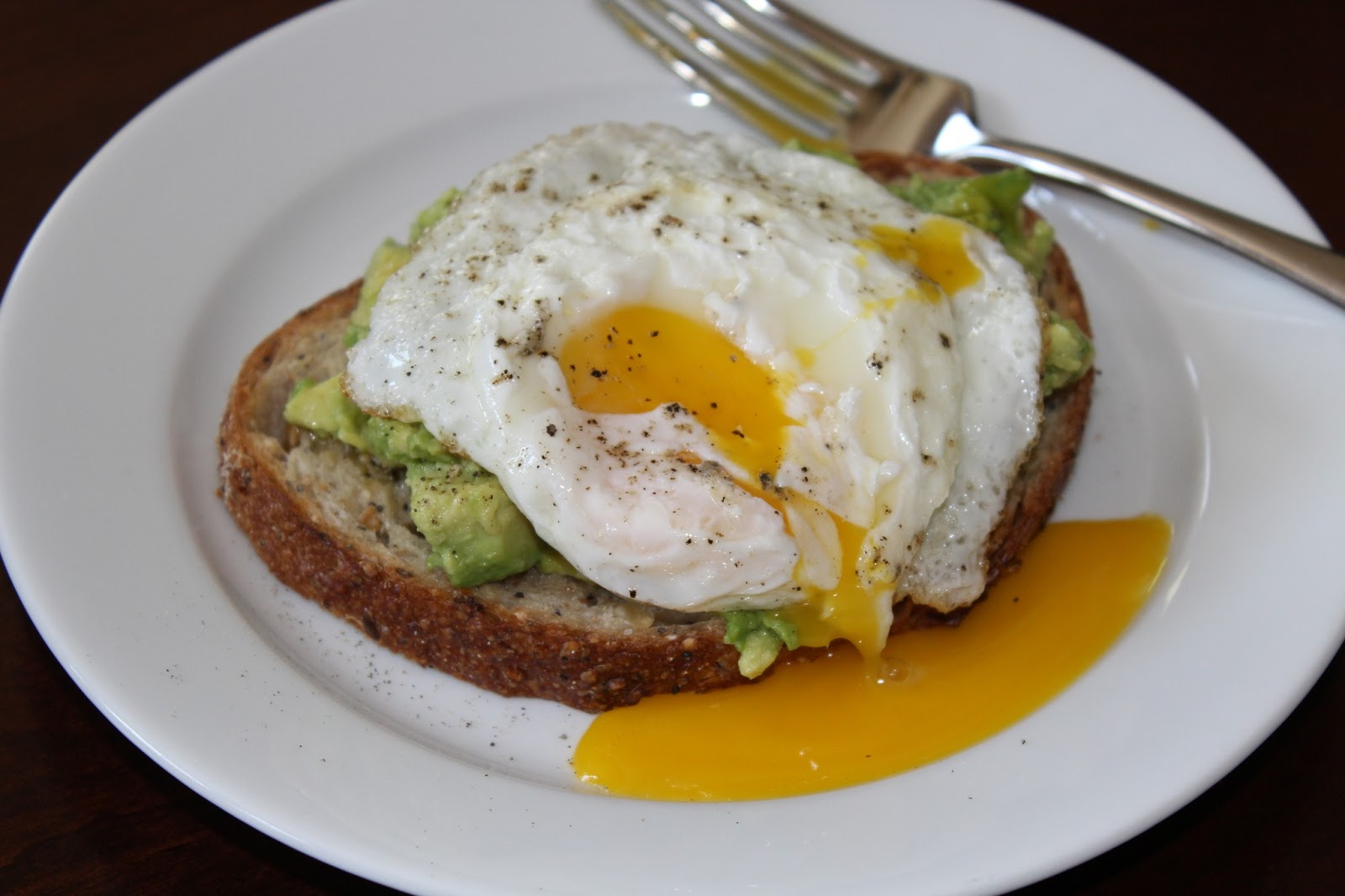 Avocado Breakfast Pizza With Fried Egg Recipes — Dishmaps