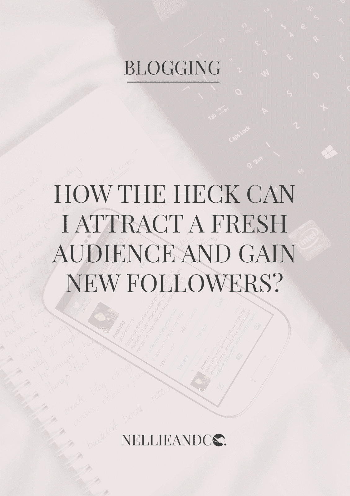 Are you doing all the right things and not reaping the rewards of your hard work? Get the low down on how I got my audience, and following, soaring!