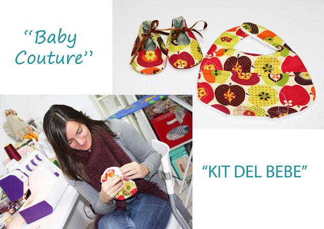Taller costura kit de bebe