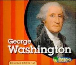 bookcover of Cassie Mayer's George Washington