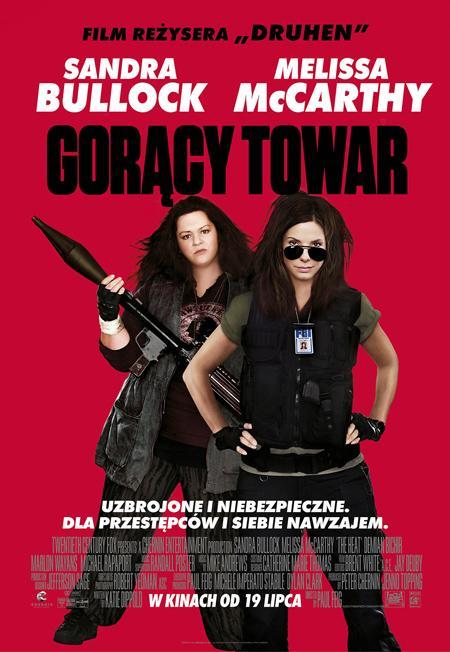 Gorący towar oglądaj online pl / The Heat Lektor PL (2013)