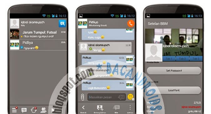 download BBM Mod Mix Versi 2.7.0.21 New