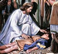O QUE ACONTECE QUANDO JESUS CHEGA