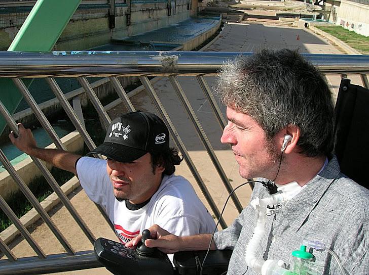 Javier Peinado y Paco