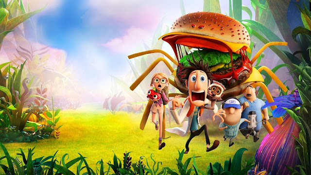 2013 movie cloudy with a chance of meatballs 2 wallpapers hd
