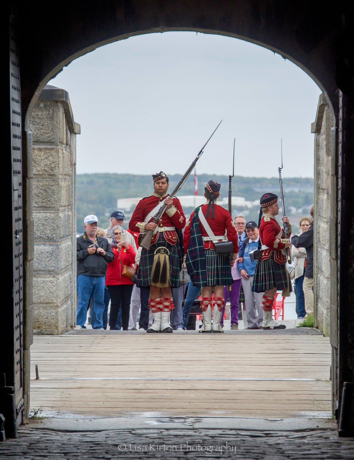 The Citadel, Halifax