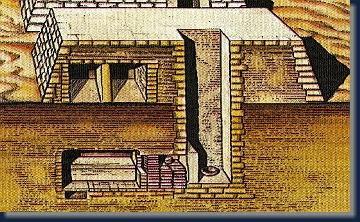 Arquitectura Egipcia, Las Mastabas, Egipto. Arquitectura antigua egipcia