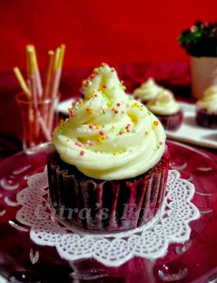 Red Velvet Steam Cake Recipe