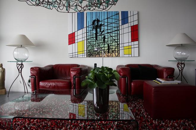 Markus-Mondriaan  1.60m x 1m