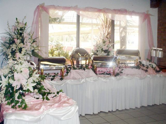 Flor arcy arreglos florales para bodas - Centros de mesa para bodas precios ...
