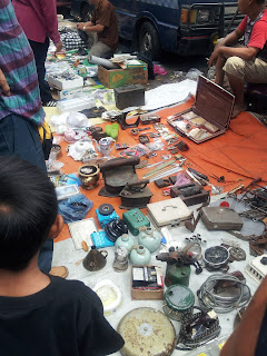 Barang antik Road Walk Penang