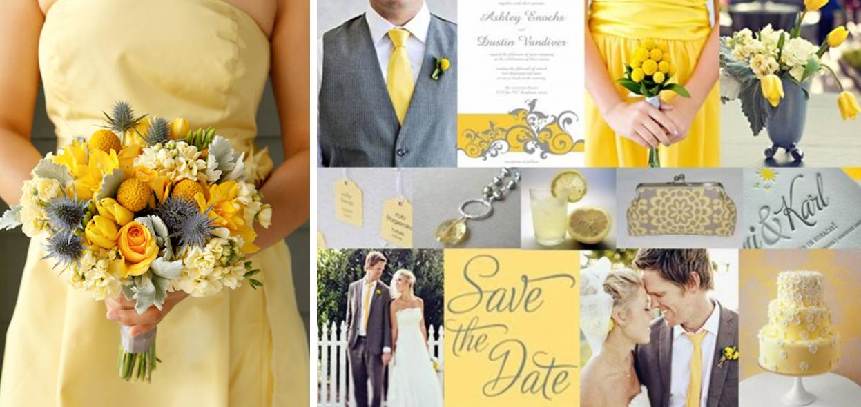 Matrimonio In Giallo E Bianco : Fate home relookers giallo sole e grigio metropolitano