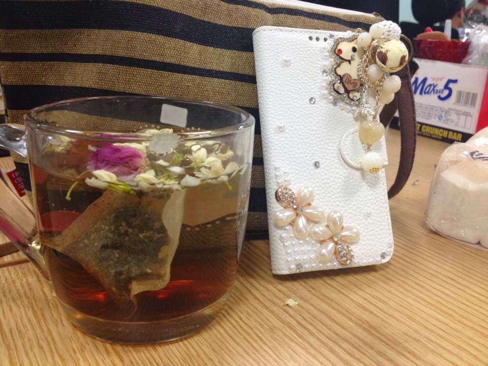 Chinese Flower Tea 2