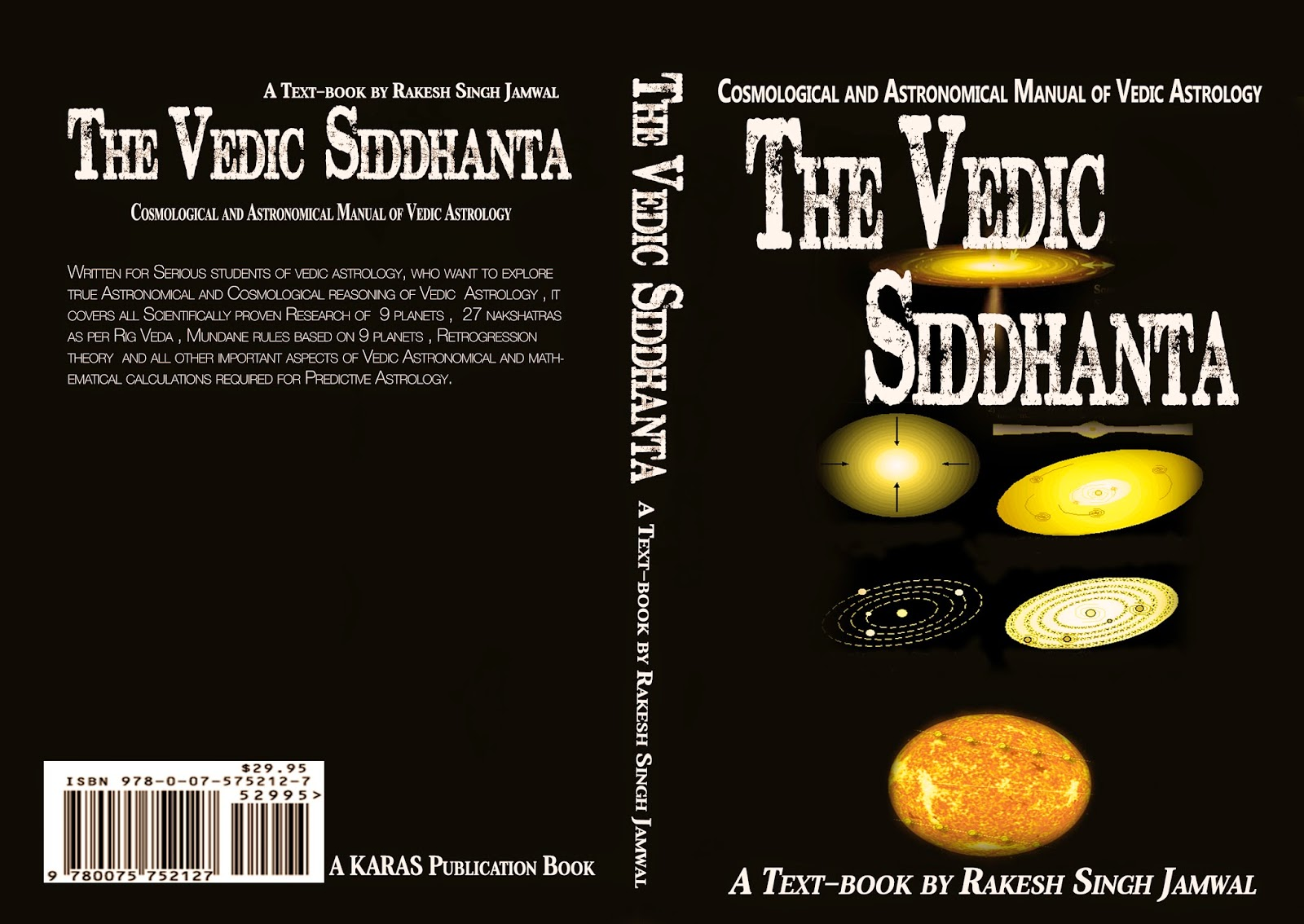 The vedic siddhanta written for serious students of vedic astrology who want to explore true astronomical and cosmological reasoning of vedic astrology it will covers all nvjuhfo Choice Image