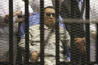 Kabar Mantan Presiden Mesir Hosni Mubarak Akan Segera Dibebaskan