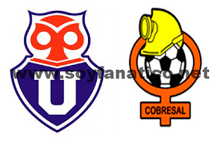 U de Chile vs Cobresal 2015