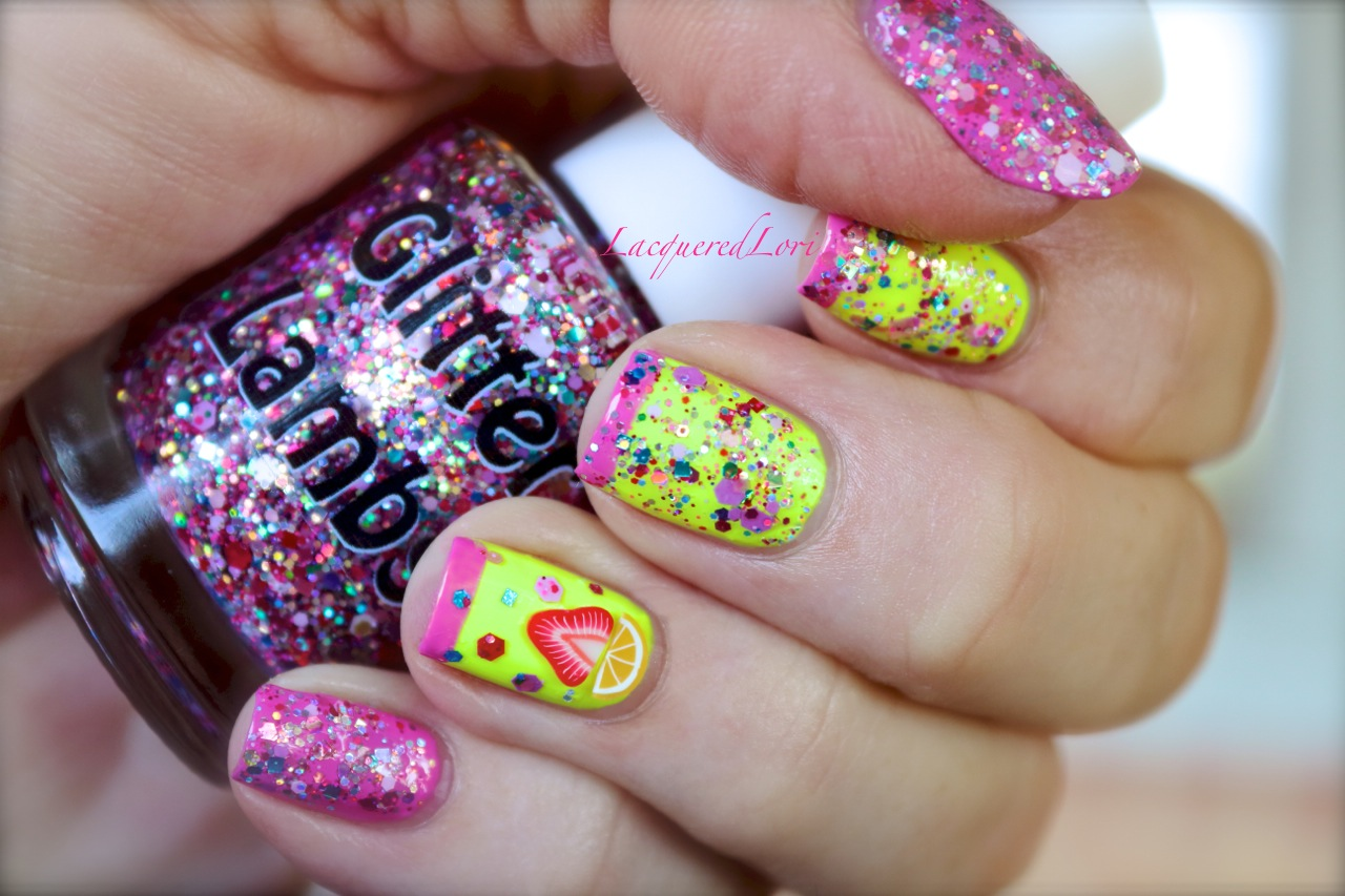 Strawberry Shortcake Nail Art Image Collections And Choice
