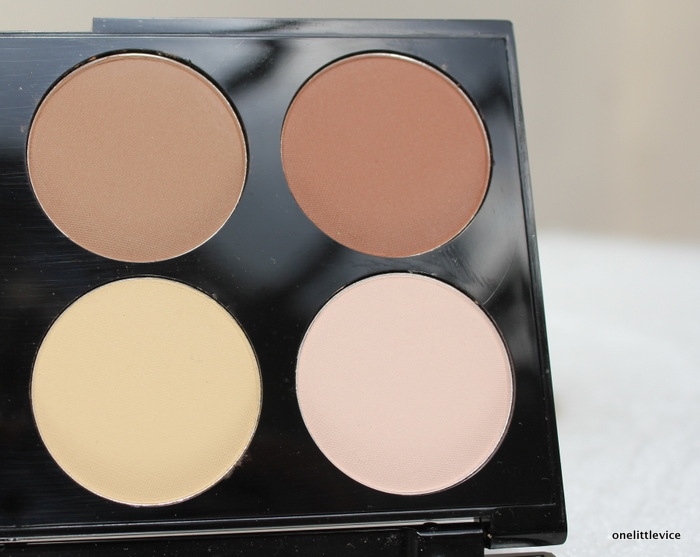 one little vice beauty blog: drugstore contour palette