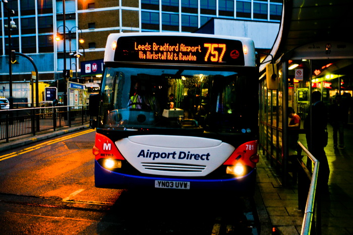 Leeds Airport Bus