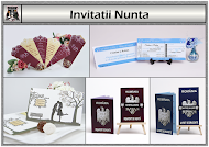 INVITATII  NUNTA