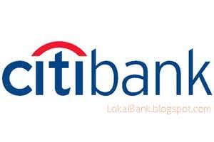 Daftar Alamat CitiBank di Jakarta