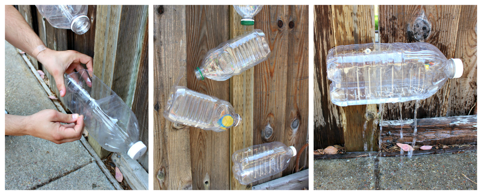 The Everyday Momma Think Outside The Toy Box Plastic Bottles Waterfall