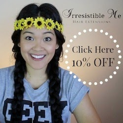 ►Favorite Hair Extensions◀︎