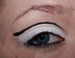 madam noire makeup studio tutorial green and white cut