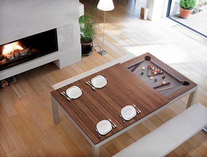 6 Desain Meja Makan untuk Rumah Mungil yang Unik