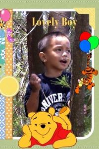 Yaa ayyuhai my son!
