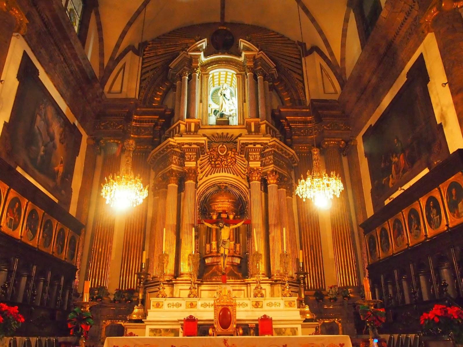 Jaime ramos m ndez altar mayor de la catedral de zamora for Catedral de zamora interior