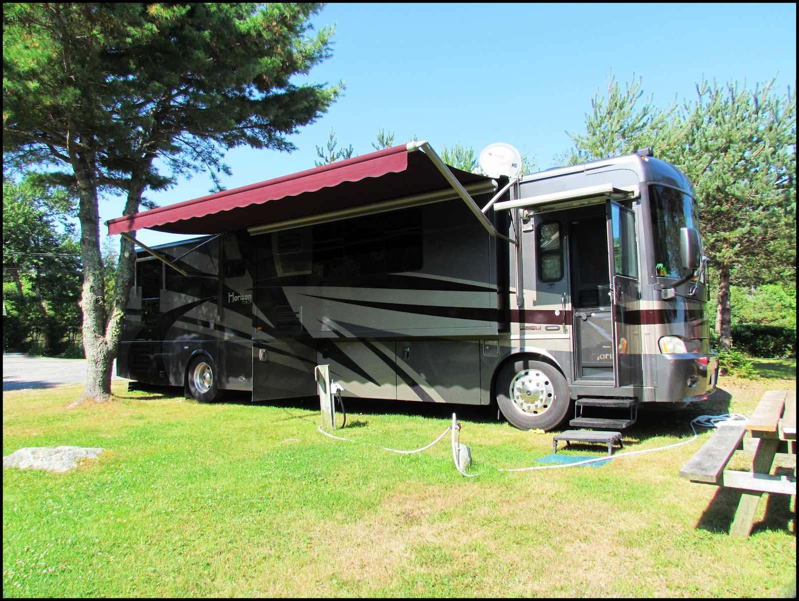 Tassies Campground Reviews 50 Amp Rv Hookup Favorite Sites We Stayed On Site 148 And Even Though The Hook Ups Were Right Side Of Coach Sewer Left Our Was So Nice