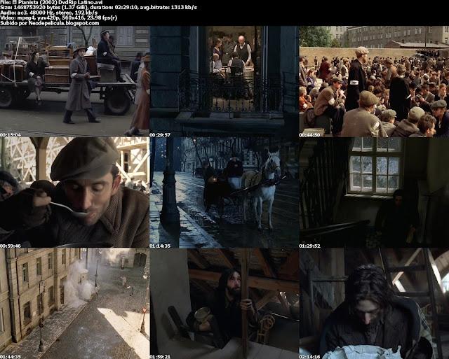 El+Pianista+(2002)+DvdRip+Latino s El Pianista [2002] [DvdRip] [Latino]