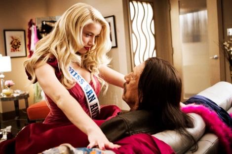 Amber Heard and Danny Trejo Machete Kills Trailer