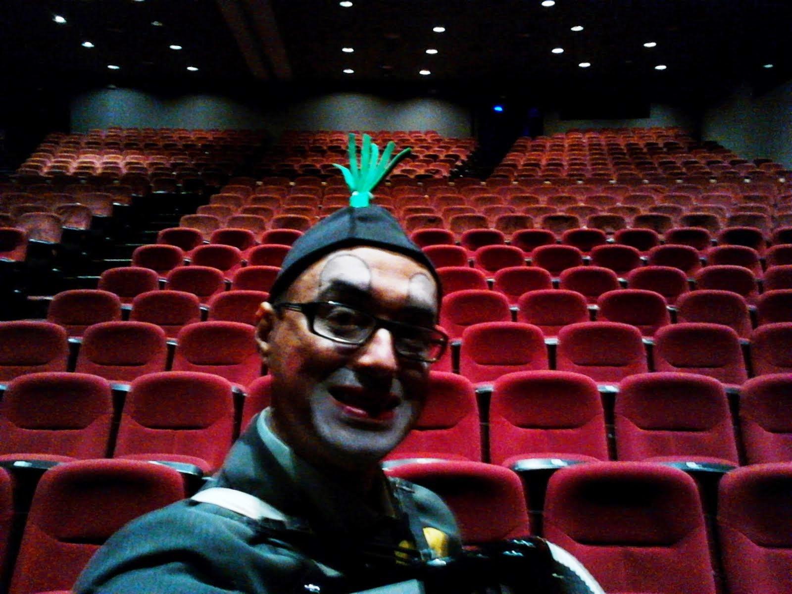 Teatro do SESI em Porto Alegre.