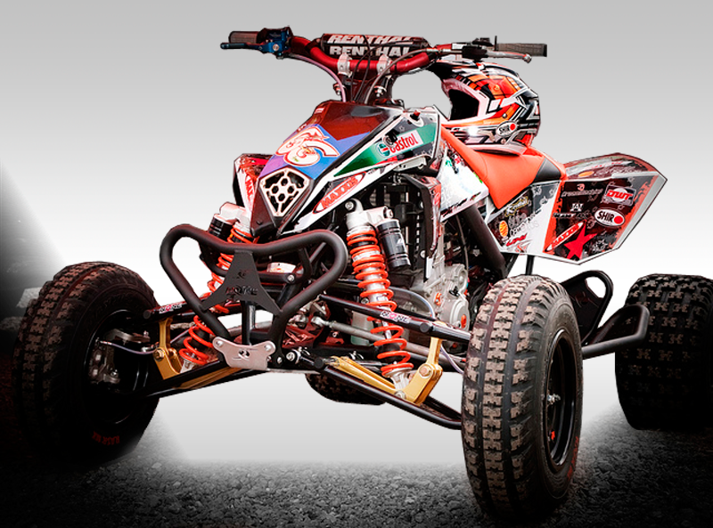 KTM 505 SX ATV New Bikes