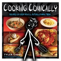 http://www.amazon.com/Cooking-Comically-Recipes-Youll-Actually/dp/0399164049/ref=sr_1_1?ie=UTF8&qid=1395943242&sr=8-1&keywords=cooking+comically