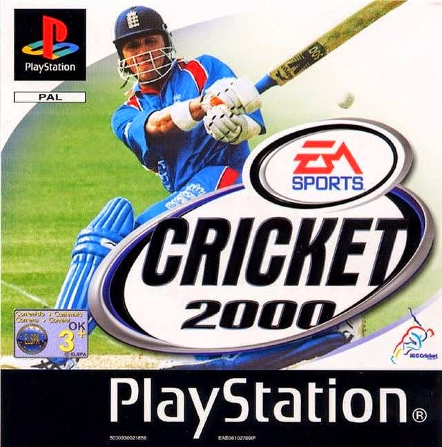 EA Sports Cricket 2000