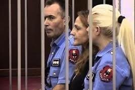 Ish-kryeinspektorja e BSH kërkon ndryshim të masës së sigurisë - nuk dëshiron të qëndrojë më në burg