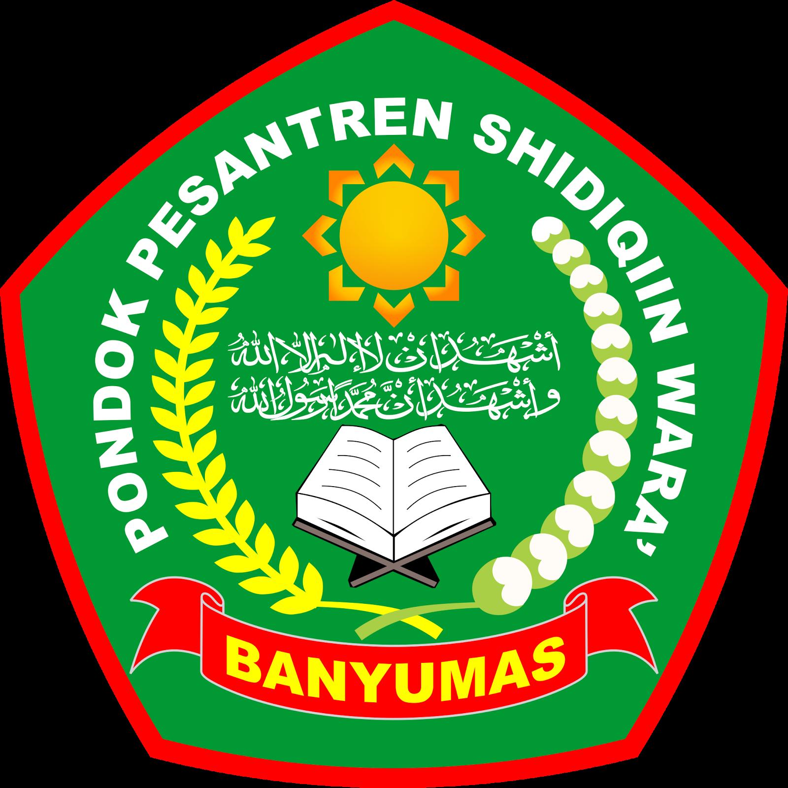 PonPes Shidiqiin Wara`-Logo