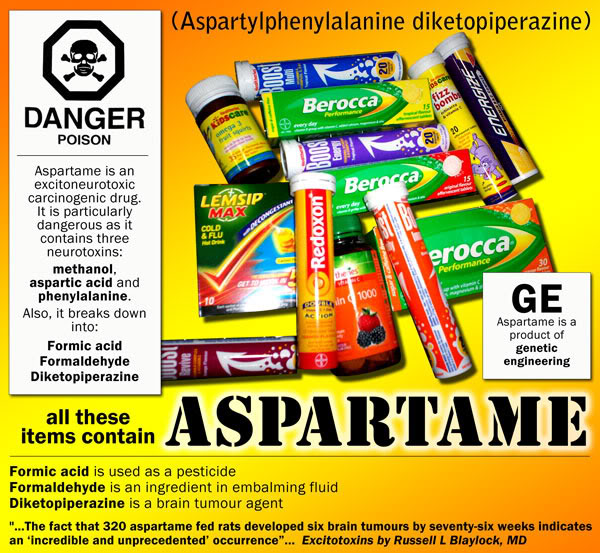 Is Aspartame Responsible for 'An Epidemic of Multiple ...
