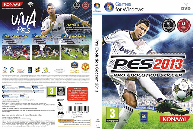 PES 2013 PC Game Download