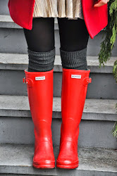SPRING CALLS FOR NEW RAIN BOOTS