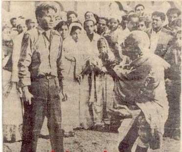 Nathuram Godse Killing Mahatma Gandhi