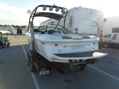 Wakeboard Boats Auction DFW 2 25 2011 2008 Moomba XLV 36730