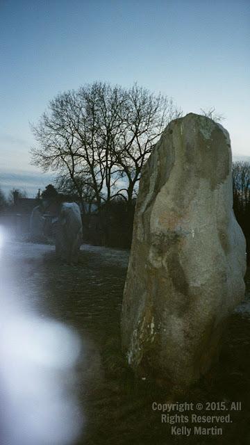 Avebury Stone Circle spirit phenomenon orbs
