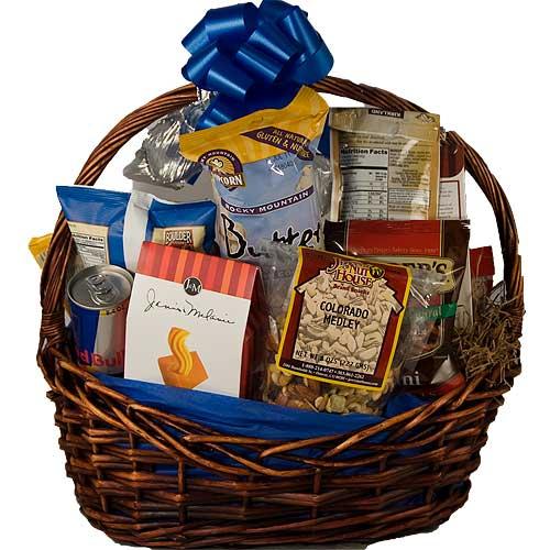Accountant Gift Basket3