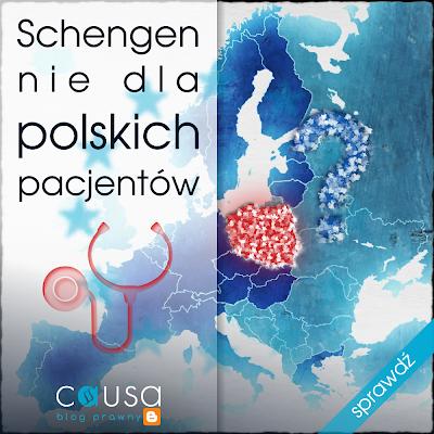 Schengen nie dla polskich pacjentów
