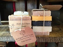 ::::: MEMBER OF THE MONTH ::::: Rossignol Farm Soaps