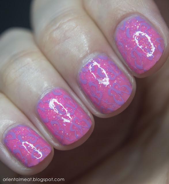 Savina-Pink Ice
